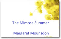 The Mimosa Summer -- Margaret Mounsdon