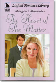 The Heart of the Matter -- Margaret Mounsdon